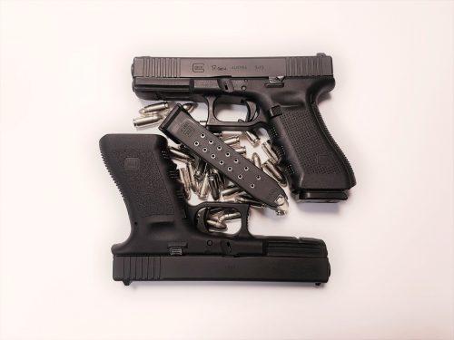 15 ranný zásobník Glock 17