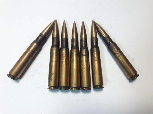 3 výstřely z nejvýkonnější odstřelovačky Barett50 BMG