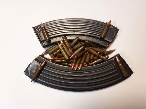 30 ranný zásobník AK 47