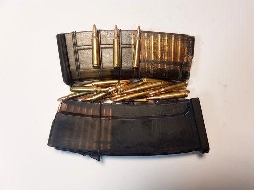 30 ranný zásobník M16