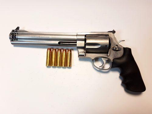 5 ranný zásobníkSmith & Wesson 500
